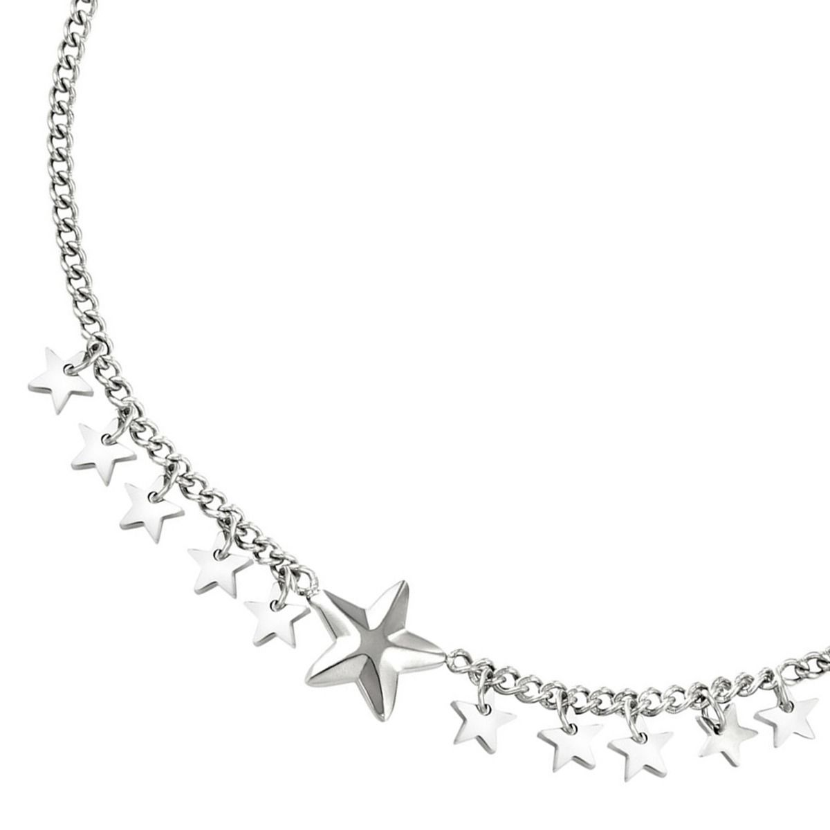 Anklet big and little stars
