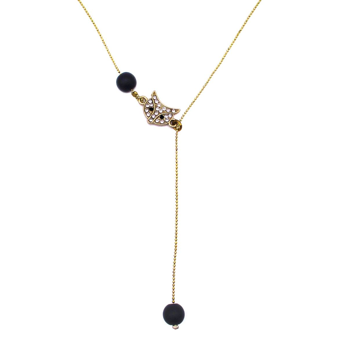 Callisto little weasel necklace